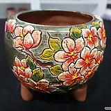 피어나수제화분12-50(높이8/넓이8)|Handmade Flower pot