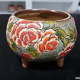 피어나수제화분12-55(높이7.5/넓이7.5)|Handmade Flower pot