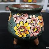 피어나수제화분12-57(높이8/넓이7)|Handmade Flower pot