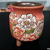 피어나수제화분12-72(높이10/넓이7.5)|Handmade Flower pot