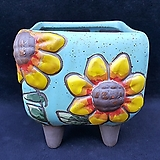 手工花盆71212.4|Handmade Flower pot
