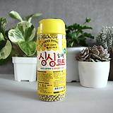 알갱이 비료 싱싱코트 식물영양제 280g 원예 화초영양제|
