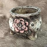 수제화분-C069 Handmade Flower pot