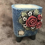 수제화분-C071 Handmade Flower pot