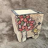 수제화분-C075 Handmade Flower pot