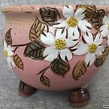 넉넉한사이즈,고급꽃수제분-b Handmade Flower pot