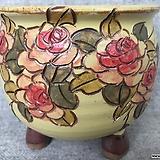 넉넉한사이즈,고급꽃수제분-e Handmade Flower pot