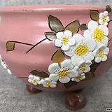넉넉한사이즈,고급꽃수제분-f Handmade Flower pot