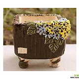 수제화분#34366|Handmade Flower pot