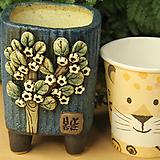 수제화분 사각소분 45|Handmade Flower pot