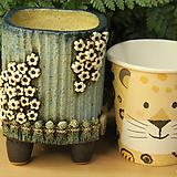 수제화분 사각소분 46|Handmade Flower pot