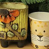 수제화분 사각소분 49|Handmade Flower pot