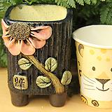 수제화분 사각소분 50|Handmade Flower pot