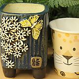 수제화분 사각소분 52|Handmade Flower pot