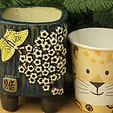 수제화분 사각소분 53|Handmade Flower pot