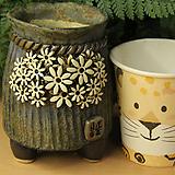 수제화분 01|Handmade Flower pot