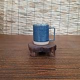 에스프레소 잔 (블루) 