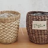 [꽃대통령]소품 바구니 베이지 / 브라운 