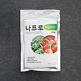 식물면역증강 식물영양제 나프로 바실로 V3 100g 비타민|
