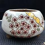 큐빅수제화분44|Handmade Flower pot