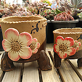 국산수제화분set1017|Handmade Flower pot