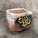 수제화분-C927|Handmade Flower pot
