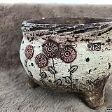 수제화분-(중고)-C929|Handmade Flower pot