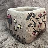 수제화분-C961|Handmade Flower pot