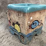 수제화분-C978|Handmade Flower pot