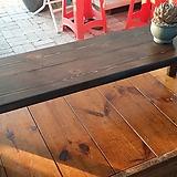 원목의자 (선반, 식물, 다육이, 분재, 마삭, 소품진열)|