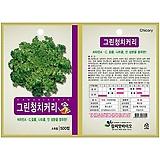 채소씨앗 모듬씨앗 청경채 치커리 식용식물|