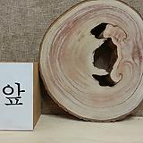 통나무슬라이스(에어플랜트,박쥐란diy용)0608spxp6|