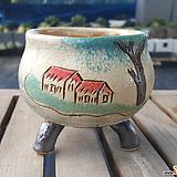 국산수제화분1166|Handmade Flower pot