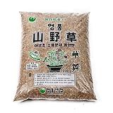 [대용량]산야초 분갈이흙 배양토 상토 용토 야생화 흙