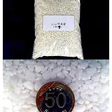 세척화장토 백자갈 800g (3~4mm)|