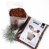 가볍고 보수력 좋은 코코넛바크 10리터 허스크칩 코코칩 코코넛껍질 분갈이흙 바크 퇴비 상토 용토 Sedum dendroideum