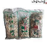 3단난석 2개/돌/나무/식물/원예/동양난/도자기/옹기/화분 