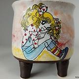 민들레수제화분0733 Handmade Flower pot