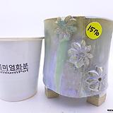 수제화분(반값특가) 1570 Handmade Flower pot