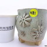 수제화분(반값특가) 1581 Handmade Flower pot