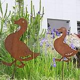 오리(중)정원소품 정원꾸미기 조형물 포토존 예쁜정원 만들기 테라스 화단|