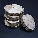 M 우드코스터(12mm) 나무컵받침 나무받침 초특가|
