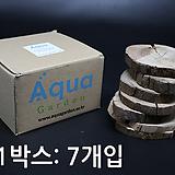 M-Box 우드코스터(12mm) 나무컵받침 나무받침 초특가|