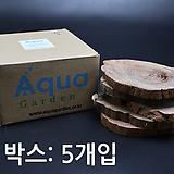 L-Box 우드코스터(12mm) 나무컵받침 나무받침 초특가|