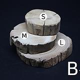 M 우드코스터(23mm) 나무컵받침 나무받침 초특가|