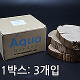 L-Box 우드코스터(23mm) 나무컵받침 나무받침 초특가|