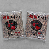세척마사 소립 중립 대립 마사토 2kg 