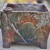 수제분(0760) Handmade Flower pot