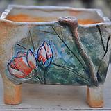 수제분(0761) Handmade Flower pot