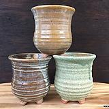 국산수제화분 3종세트-7377|Handmade Flower pot